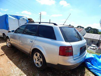 Sucata Audi A6 Avant 2.8 2000/2001 Para Retirada de Peças