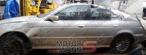 Sucata BMW 525 IA DT41 2001 Para Retirada de Peças