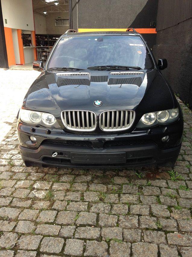 Sucata BMW X5 FA91 2005 Para Retirada de Peças