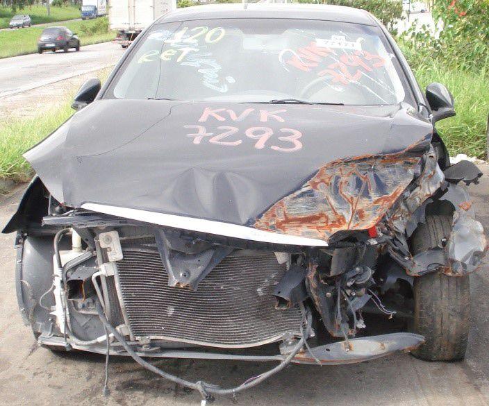 Sucata Chery Cielo 1.6 16V 2010/2011 Para Retirada de Peças