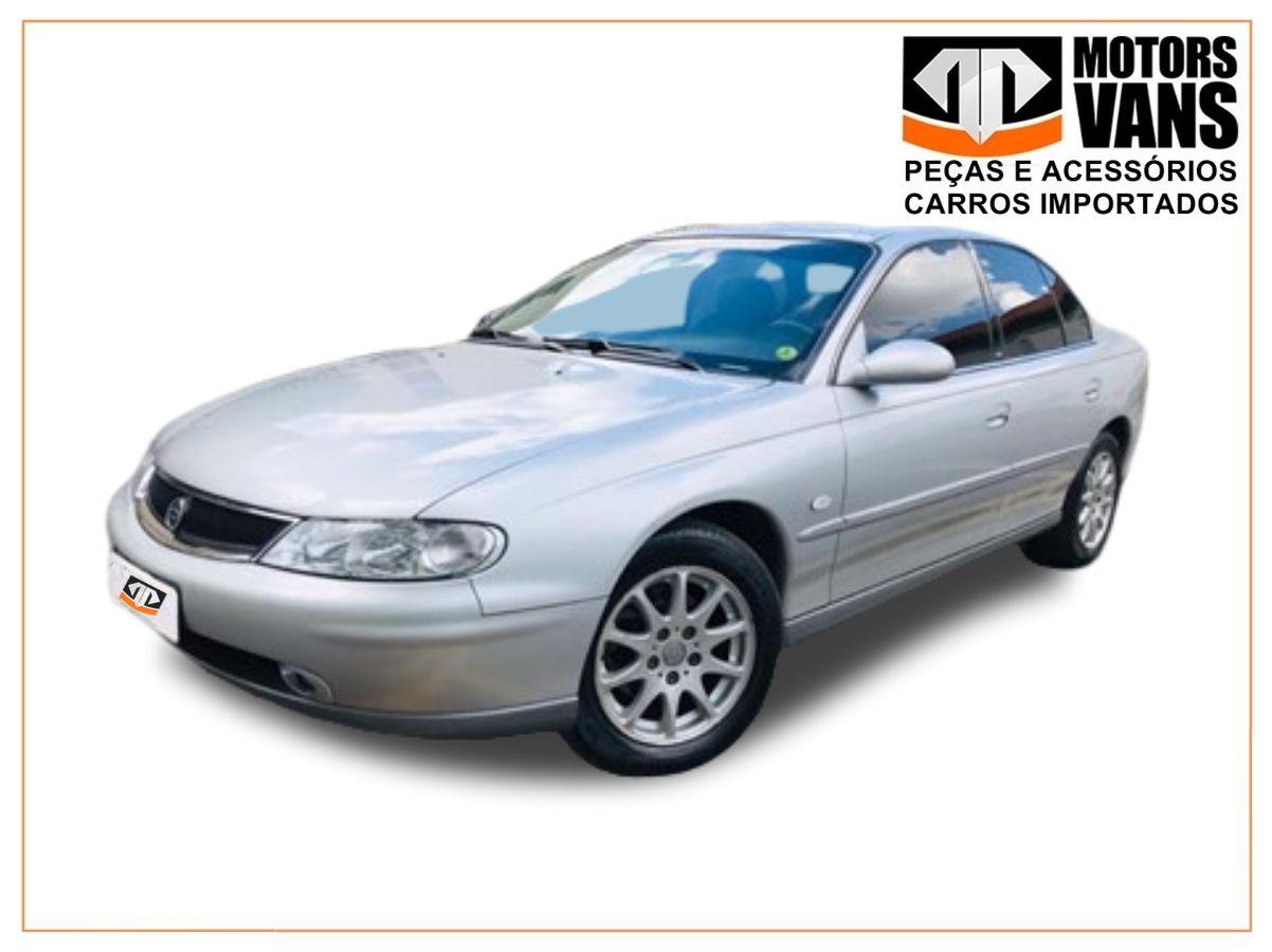 Sucata Chevrolet Omega CD 3.8 2000 2001 Para Retirada de Peças