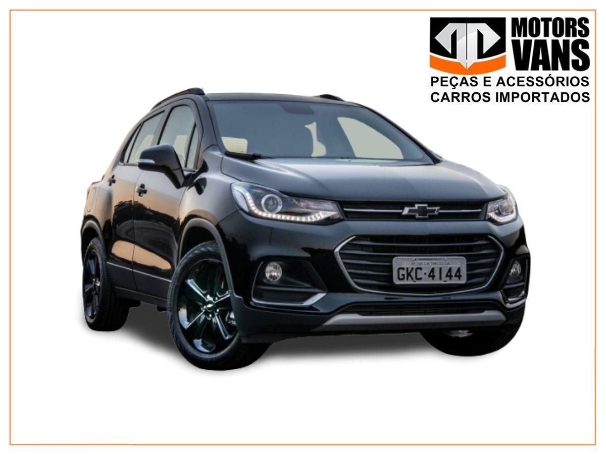 Sucata Chevrolet Tracker LTZ 1.4 2017/2018 Turbo Flex Para Retirada de Peças