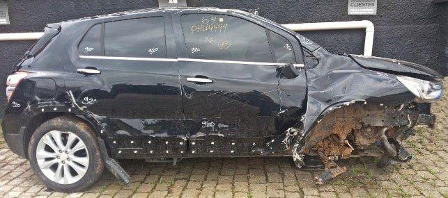 Sucata Chevrolet Tracker Primier 2018/2018 Para Retirada de Peças