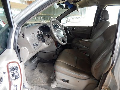 Sucata Chrysler Gran Caravan 3.3 Limited V6 2002 Para Retirada de Peças