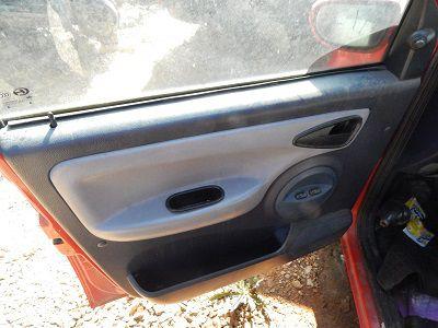 Sucata Effa M100 1.0 8V 2007 Para Retirada de Peças