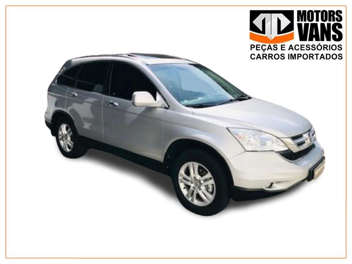 Sucata Honda CR-V EXL 2.0 16V 4WD 2011 Para Retirada de Peças