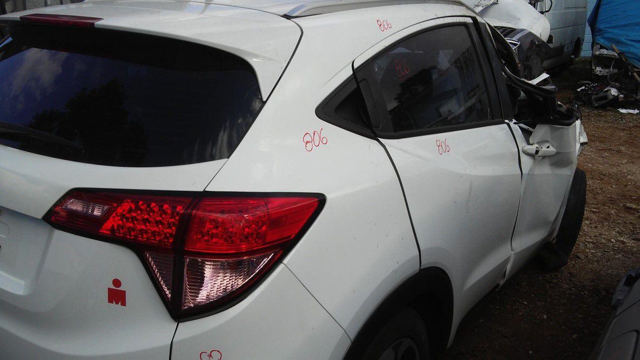 Sucata Honda HR-V EX CVT 2016 Para Retirada de Peças