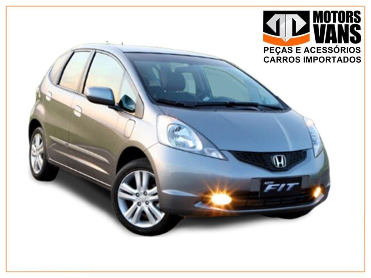 Sucata Honda New Fit EX 1.5 2010 Para Retirada de Peças