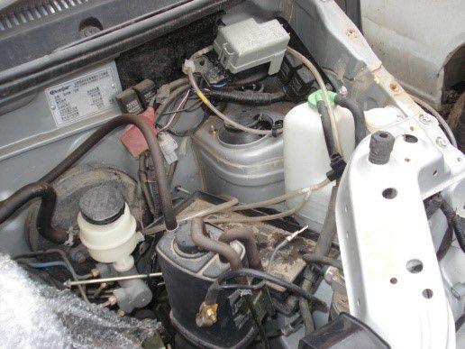 Sucata Hyundai Atos Prime GLS 1.0 8V 2000/2001 Para Retirada de Peças