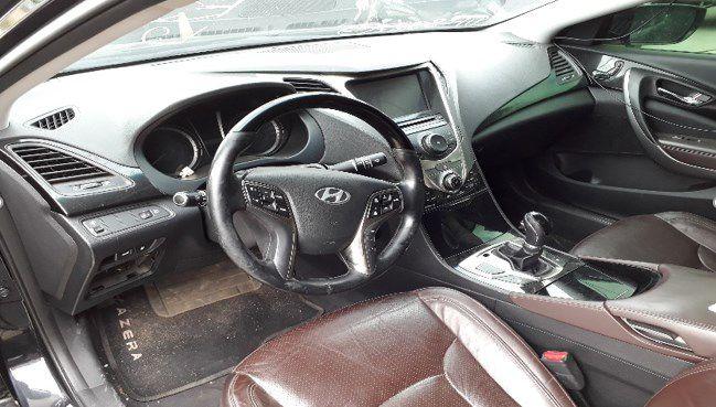 Sucata Hyundai Azera 3.0 V6 2011 2012 Para Retirada de peças
