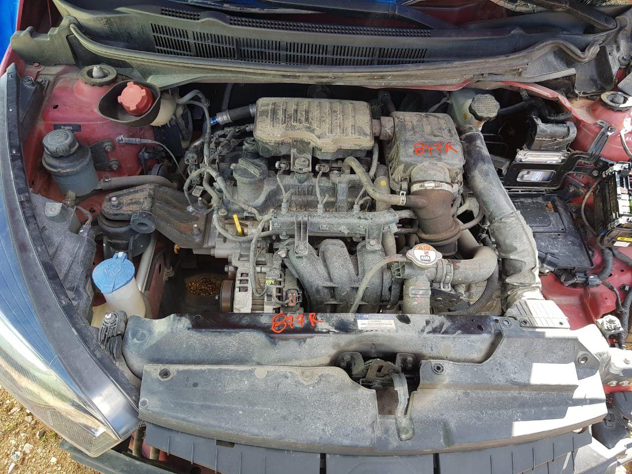 Sucata Hyundai HB20 1.0 2015 Para Retirada de Peças