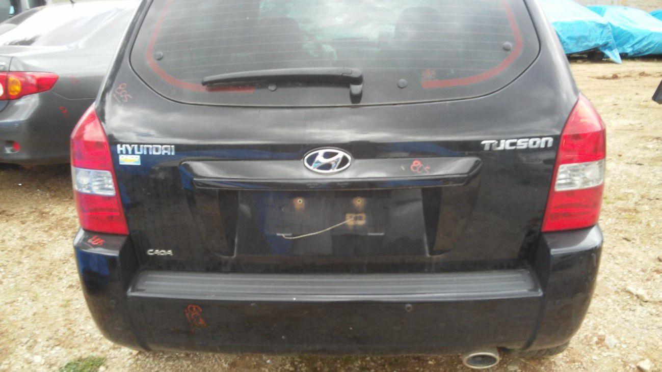 Sucata Hyundai Tucson GL 2.0 2009/2010 Para Retirada de Peças