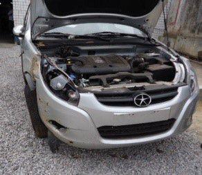 Sucata Jac Motors J3 Hatch 1.4 16v 2012/2013 Para Retirada de Peças