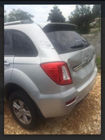 Sucata Lifan X60 1.8 L VVT  2014/2015 Para Retirada de Peças