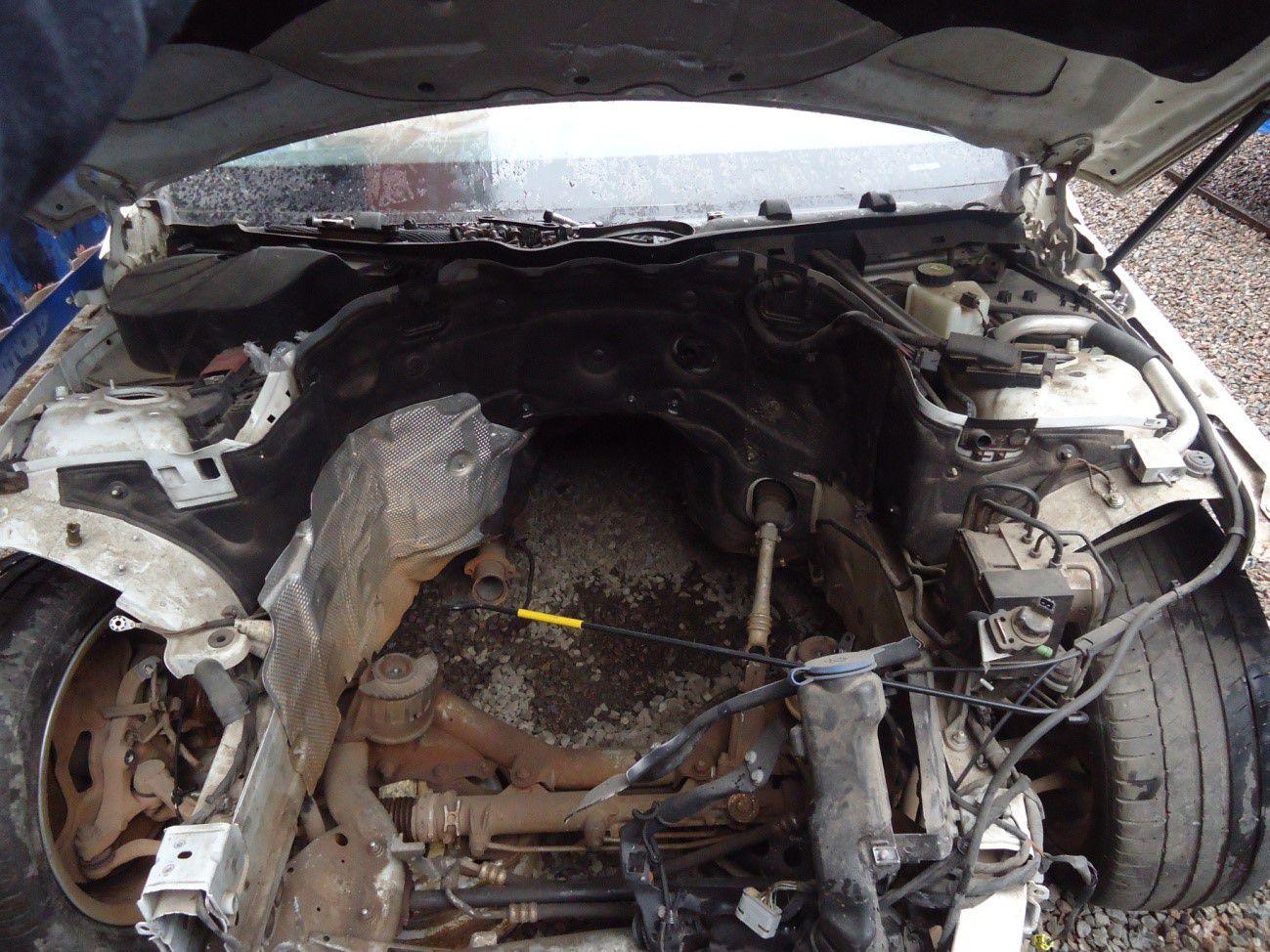 Sucata Mercedes Benz C 180 CGI  2011/2012 Para Retirada de Peças