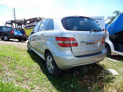 Sucata Mercedes Benz Classe B 180 1.7 Automatica 2009/2010 Para Retirada de Peças