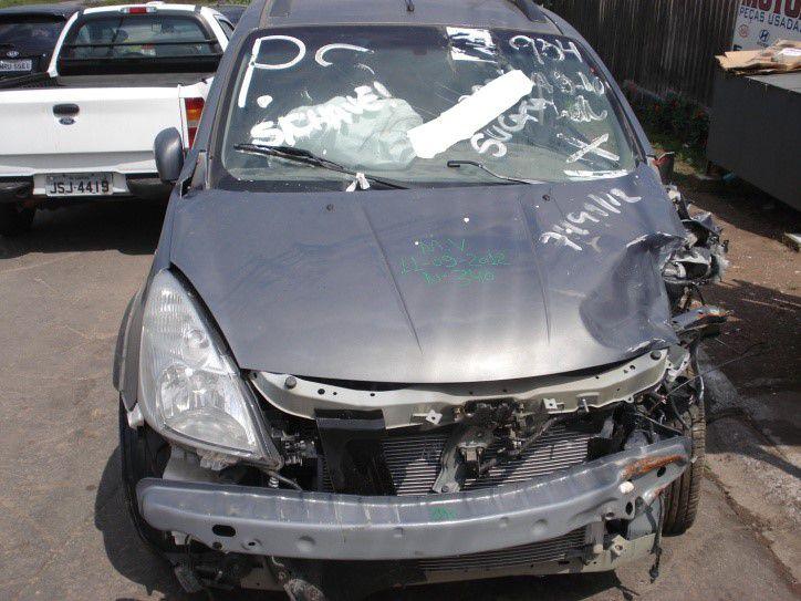 Sucata Nissan Livina X-Gear SL 1.6 2011/2012 Para Retirada de Peças