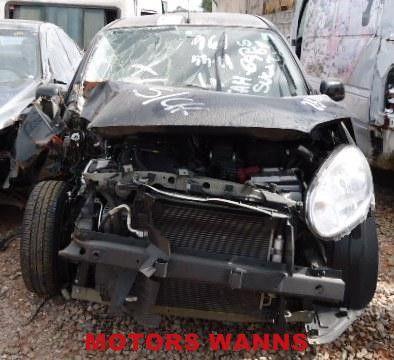 Sucata Nissan March SV 1.6 16V 2012/2013  Para Retirada de Peças