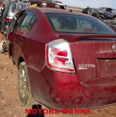 Sucata Nissan Sentra S 2.0 16V Automático 2008/2009 Para Retirada de Peças