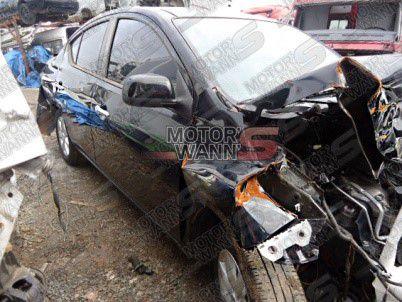 Sucata Nissan Versa 1.6 SL 2011/2012 Para Retirada de Peças