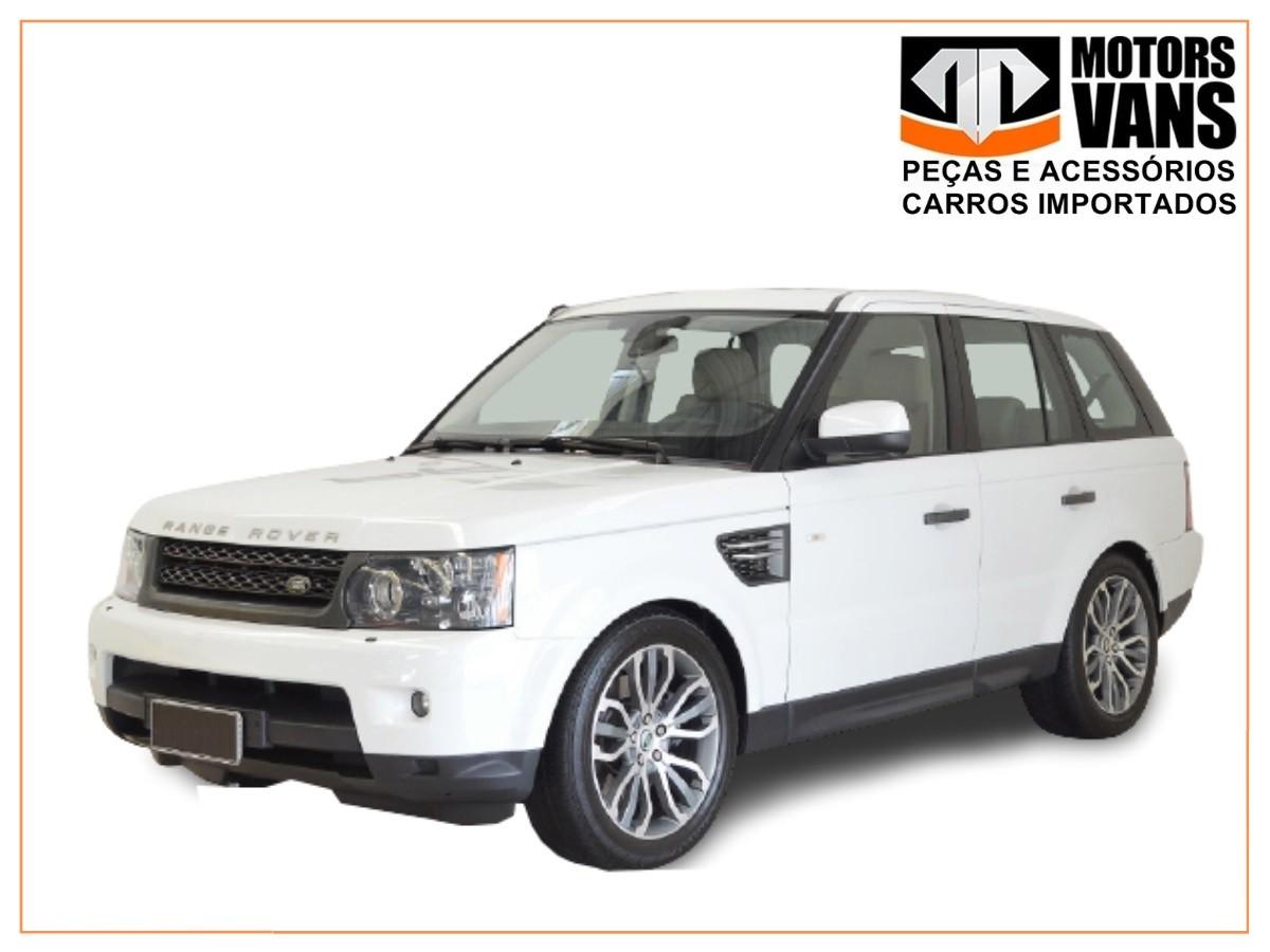 Sucata  Range Rover Sport 3.0 Se 2011 Para Retirada de Peças