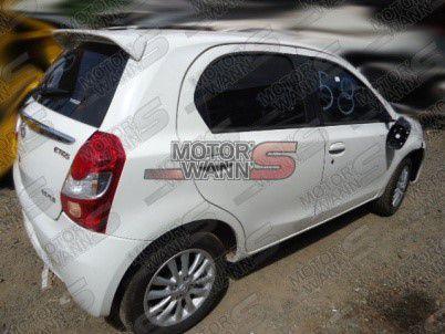 Sucata Toyota Etios HB XLS 2013 Para Retirada de Peças