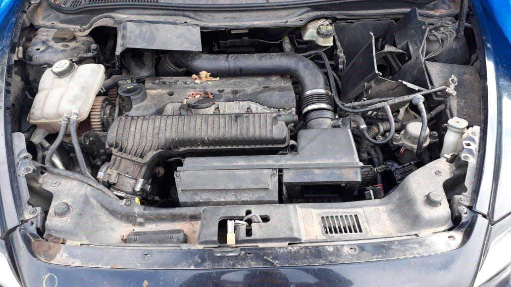 Sucata Volvo S40 T5 2.5 2008/2009 Para Retirada de Peças
