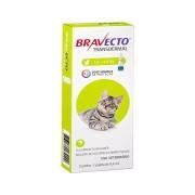 Bravecto Transdermal Gatos 1,2 a 2,8kg