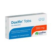 Doxifin 200 Mg - 12 comprimidos