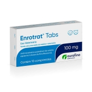 Enrotrat 100 Mg - 10 Comprimidos