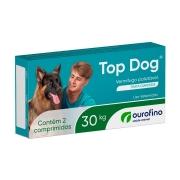Top Dog  30 KG - 02 Comprimidos