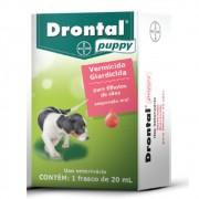 Vermifugo Drontal Puppy 20ML - Filhotes