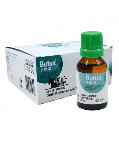 Butox 20ml P CE 25