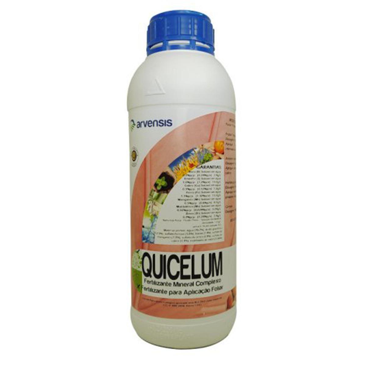 QUICELUM 1 LITRO (Bioativador, Bioestimulante E Bioregulador)
