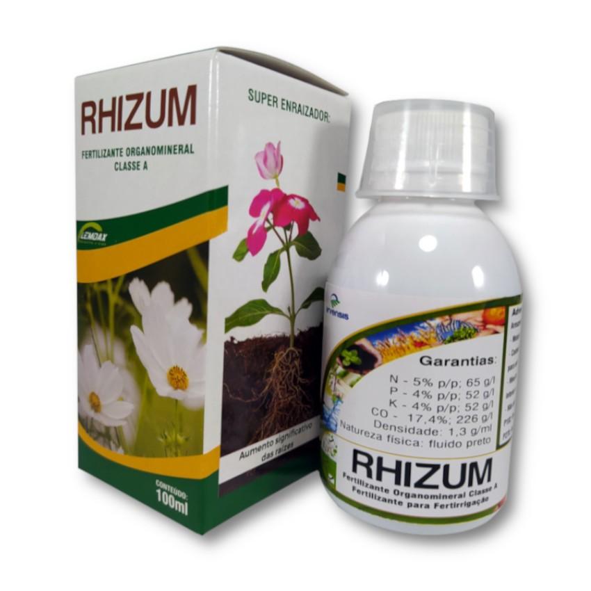 Enraizador de Plantas com base Organica - Rhizum 100 Ml