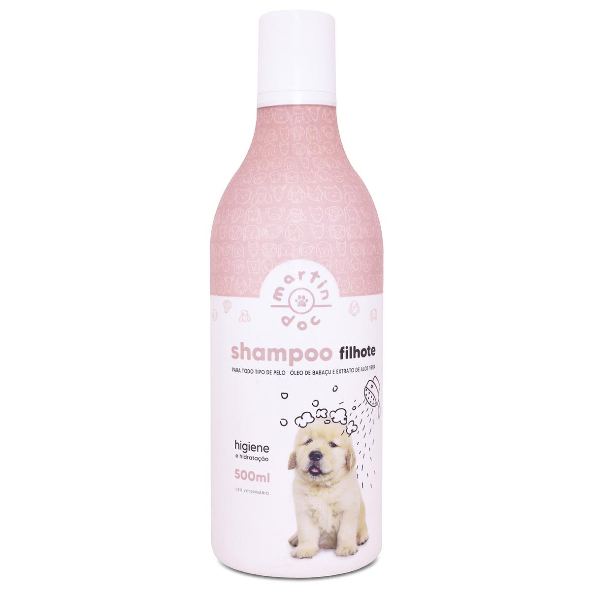 Shampoo Filhotes Martindoc 500 ml