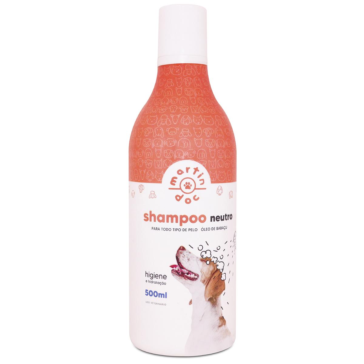 Shampoo Neutro Martindoc 500 ml