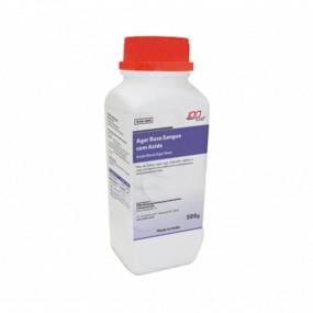Agar Base Sangue com Azida 500grs