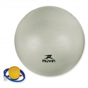 Bola de Pilates 85cm c/ Bomba ? Muvin
