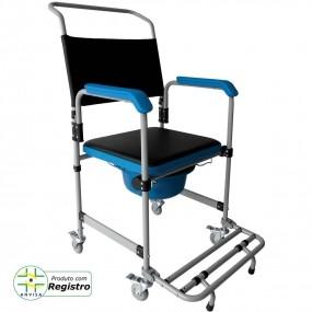 Cadeira para Higienizacao D50 - Anti Tombo