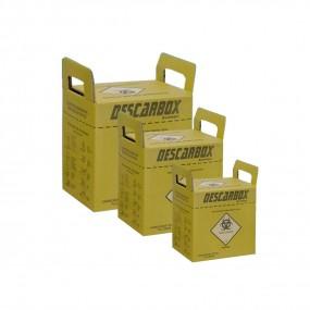 Caixa Coletora para Material Perfurocortante Descartável Ecologic