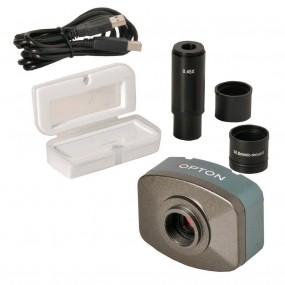 Câmera Digital Colorida 5.0 Mp com Software, Lente Redução E Lâmina Padrão
