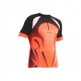 Camiseta Ciclista com Ziper Mod. Speed Unisex