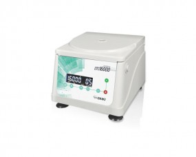 Centrifuga Digital para Microhematócrito Ou Microtubos até 16000rpm Bivolt