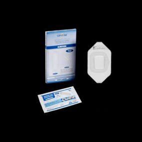 Curativo Filme Transparente Tipo Almofada Impermeável Caixa 10 Unidades