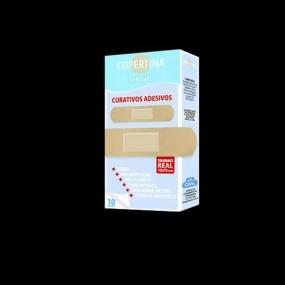 Curativo Retangular Pele Sensível Caixa 1200 Unidades