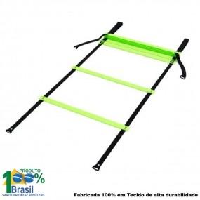 Escada de Tecido Verde Limão - Up Sports