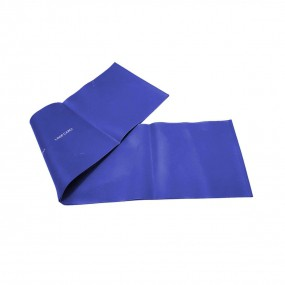 Faixa Elastica Mini Band Carci Loop Azul 45cm X 10cm Tensão Media Forte