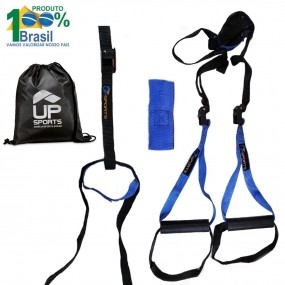 Fita para Treinamento Suspenso Tipo Trx - Up Sports