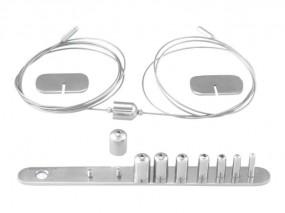 Fleboextrator com 9 Olivas E 2 Varetas - 4mm E 12mm
